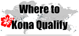 Where to Qualify for Kona