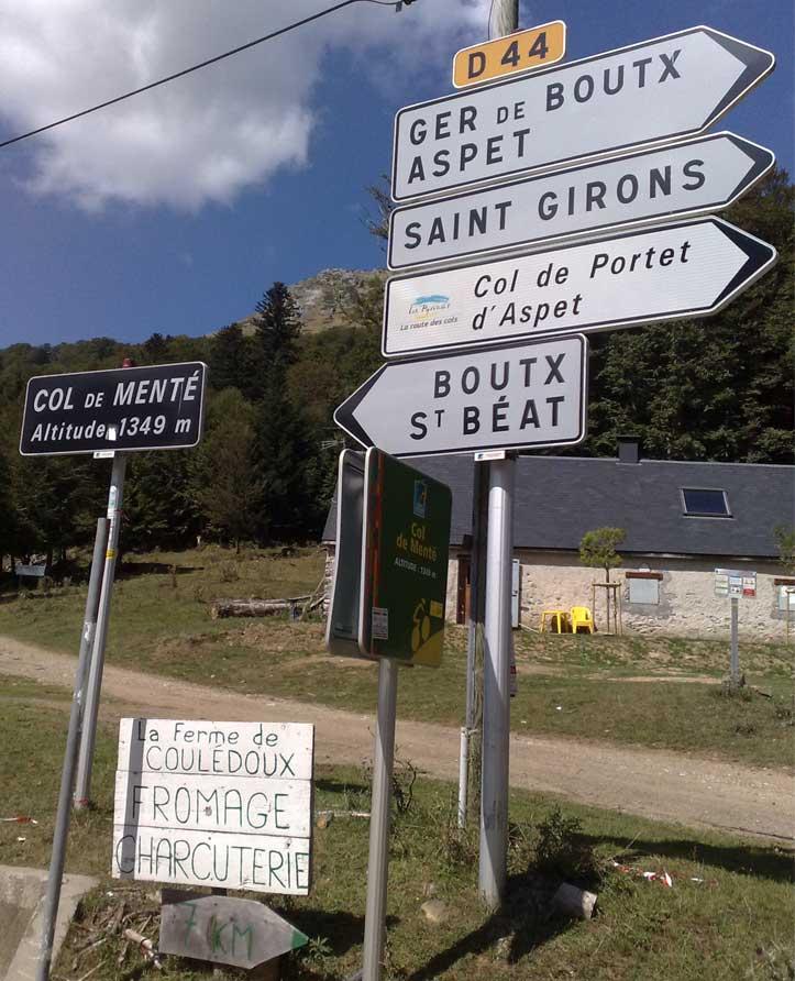Col de Mente