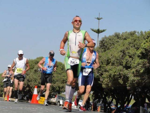 Use competitors in the closing 10k of the run