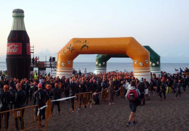 Lanza Swim Start