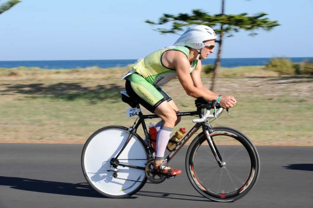 Russ Cox - old race position at Ironman Western Australia