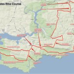 Details of the Ironman Wales Bike Course