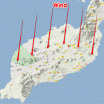 Lanzarote predominant winds