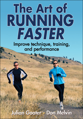 The Art of Running Faster - Cover Image