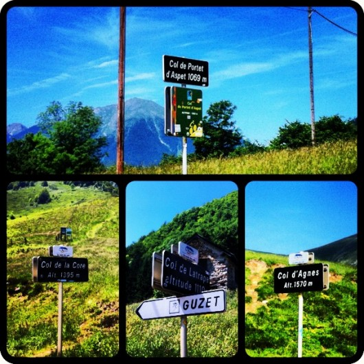Pyrenees Multisport Iron Camp Day 2 - A selection of Cols
