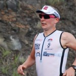 Ironman World Championship 2010: Russ Cos Running on the Queen K