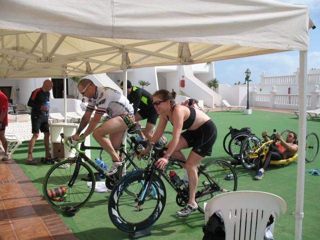 The Alternative Swim/Bike Brick Set