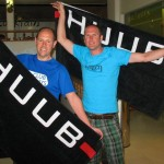 Training Camp Huub Towel Winners