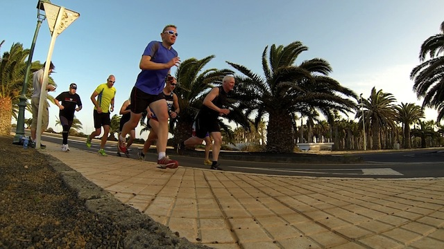 Lanzarote Training Camp: 5K Time Trial