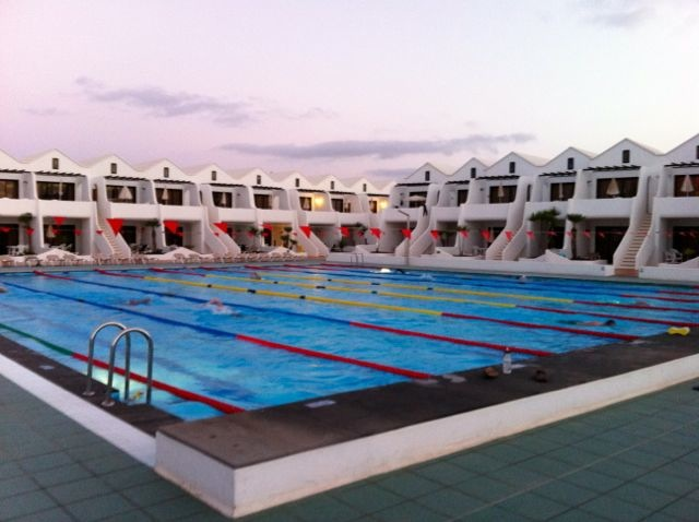 Lanzarote Training Camp: Swim CSS Test