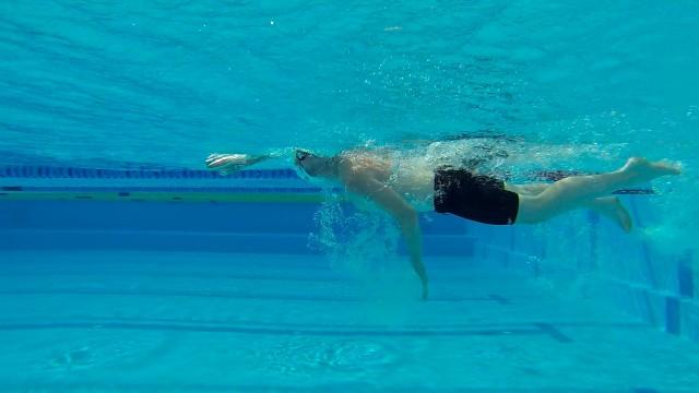 Video Analysis of the Swim