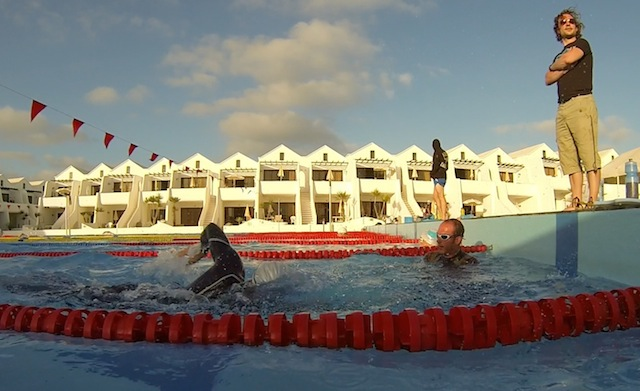 Lanzarote Training Camp: Swim Coaching