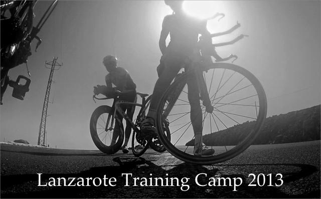 Lanzarote Training Camp Finishers