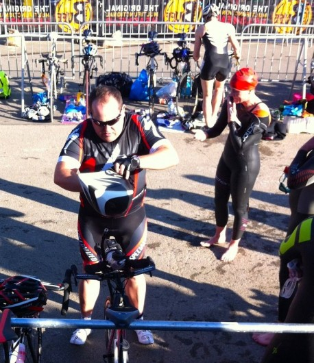 Team Cox Outlaw Transition