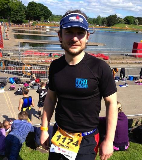 Team Cox Runner: Me