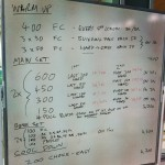 Swim Session: Thursday 20th June 2013