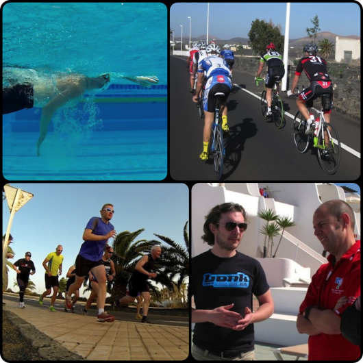 CoachCox Lanzarote Triathlon Training Camp 2013