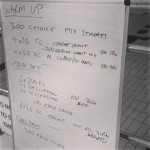 Tuesday 9th July 2013 - Mixed Pace Session