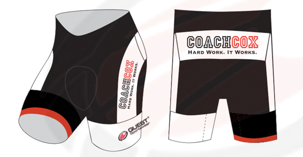Coach Cox Training Kit - Cycle Shorts