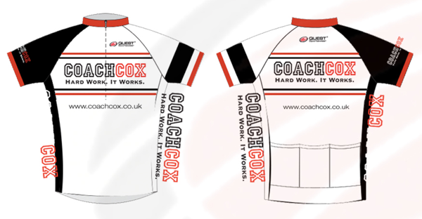 Coach Cox Training Kit - Cycle Jersey