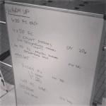 Swim Set - Tuesday, 17th September 2013
