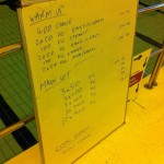 Swim Session - Tuesday, 12th November 2013