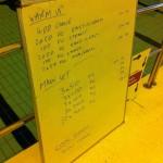 Swim Session - Tuesday, 12th November 2013