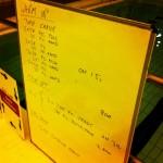 Swim Session - Tuesday 3rd December 2013