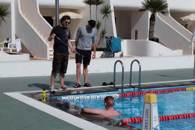 Individual Swim Analysis on Camp
