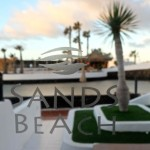 Sands Beach Logo