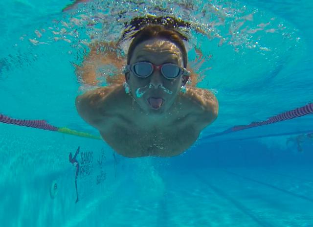 Serious Swim Analysis