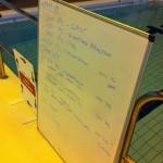 Tuesday, 6th May 2014 - Endurance Swim Session