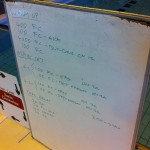 Tuesday, 1st July 2014 - Endurance Swim Session