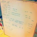 Tuesday, 22nd July 2014 - Endurance Swim Session