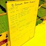 Tuesday, 14th October 2014 - Endurance Swim Session