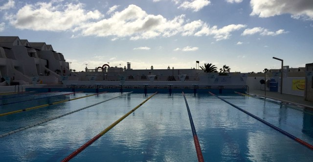Sands Beach Resort Pool