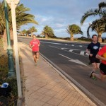 The leaders on the run