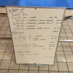 Wednesday, 4th November 2015 - Endurance Swim Session