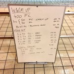 Wednesday, 9th December 2015 - Swim Session