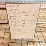 Wednesday, 9th December 2015 - Swim Session