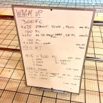 Wednesday, 20th January 2016 - Swim Session