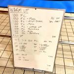 Wednesday, 6th January 2016 - Swim Session