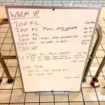 Wednesday, 27th January 2016 - Swim Session