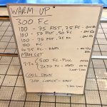 Wednesday, 22nd June 2016 - Swim Session