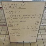 Wednesday, 10th August 2016 - Triathlon Swim Session