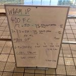 Wednesday, 17th August 2016 - Triathlon Swim Session