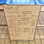 Wednesday, 31st August 2016 - Triathlon Swim Session