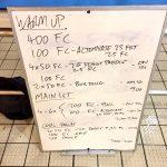 Wednesday, 21st September 2016 - Triathlon Swim Session