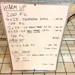 Wednesday, 23rd November 2016 - Triathlon Swim Session