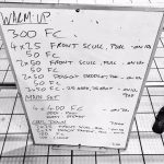 Wednesday, 8th February 2017 - Triathlon Swim Session